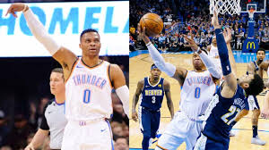 Russell Westbrook Hits Game Winner vs Nuggets! Denver Nuggets vs OKC Thunder  - YouTube