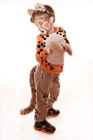 cheetah costume instructions trick or treat national geographic