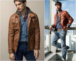 brown leather jacket how to wear a brown leather jacket