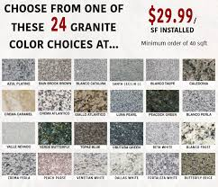 change color of granite countertops within africas com ideas