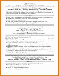 5 Middle School Teacher Resume Examples Job Resumed
