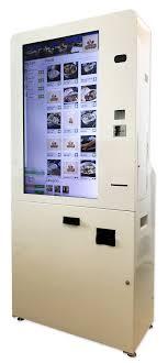 Distributor Vending Machine Indonesia Custom Silkron Smart Vending Smart Kiosk Smart Interactive Digital