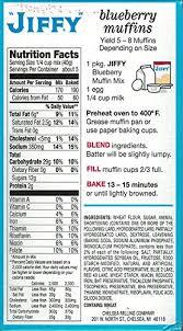 jiffy cornbread nutrition. Wonderful Jiffy With Jiffy Cornbread Nutrition E