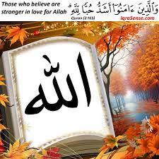 How Is Your Love For Allah Read The Article IqraSense Gorgeous Love You Sis Hawa