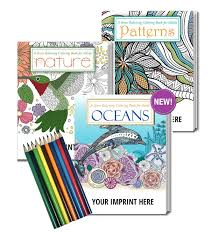 coloring book gift pack 3 coloring books set with colored pencils 2130gp