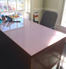 dreamwalls glass table toppers protect and enhance tables intended for tempered glass desk top