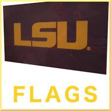 lsu flags