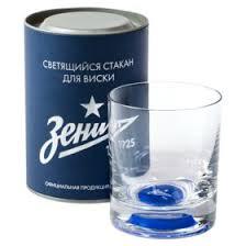 <b>Cветящийся стакан для виски</b> «Зенит» купить оптом с нанесение ...