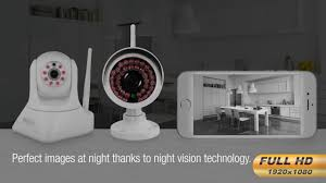 Eminent Full <b>HD 1080p IP cameras</b> - YouTube