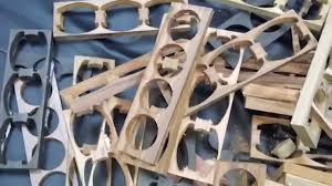 Заготовки деревянных часов <b>AA</b> Wooden <b>Watches</b> - YouTube