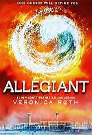 allegiant book three of the divergent series by veronica roth is ing out if you haven t read this series you really should before the es out