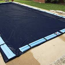 winter pool covers. Blue Wave Arctic Armor In-Ground Winter Cover - 8 Year Warranty Pool Covers