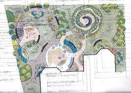 landscape architecture blueprints. Landscape Architecture Blueprints Modren In Rendering D