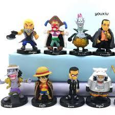 Set 12 Mô Hình Đồ Chơi Nhân Vật Luffy Trong Phim Hoạt Hình One Piece giá  cạnh tranh