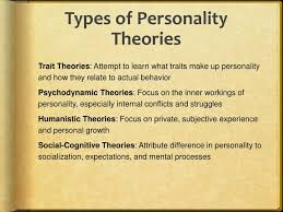 personality theories ppt chapter 14 theories of personality powerpoint presentation