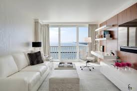 White Living Room Cabinets Captivating Flawless Living Room With White Sparkling Wall And