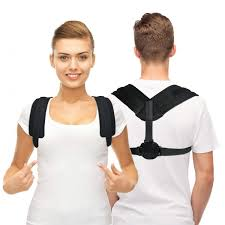 POP VIEW Back Posture Corrector Clavicle Support Brace The 13 Best for Men and Women in 2019 | WireVibes!