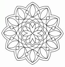 Small Picture Printable Geometric Coloring Pages 5445 Bestofcoloringcom