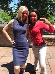 Striking a pose with our #RedNose 😘... - Rosemary Connors | Facebook