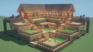 This would be great to adapt so that a minecart rail passes under the carport. 12 Minecraft House Ideas For 1 17 Rock Paper Shotgun