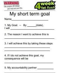 Short Term Professional Goals Goal Setting Sheet Short Term Goals Goals Template
