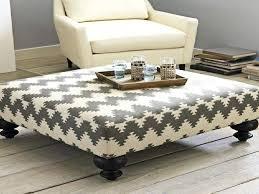 cloth ottoman coffee table coffee table fabric ottoman coffee table coffee table charming fabric ottoman coffee