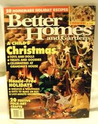 better homes and garden magazine. Better Homes And Gardens December 1985 Christmas By ConnieJoe, $4.20 Garden Magazine