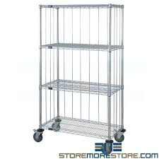 shelves on casters alternative views costco wire shelving casters