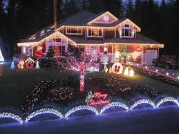 cool christmas house lighting. Creative Outdoor Christmas Decorations 3 Tasty Decoration Ideas Cool House Lighting F