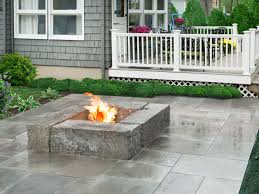 How To Build A Fire Pit Patio This Old House