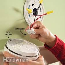 Perfect Install New Hard Wired Or Battery Powered Smoke Alarms