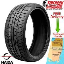 Haida Tire 205 40r17 84w Hd921 New Ebay