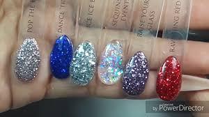 Light Elegance Diamond Glitter Light Elegance Winter Glitter Gel Collection 2018 By Merry