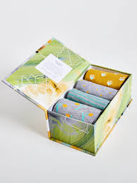 4 pack past nature s poet sock gift box