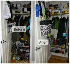 week two coat closet
