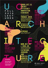 University Of Oregon Graphic Design Get Lectured University Of Oregon Fall 16 Event Poster