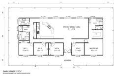 Metal Building Homes Floor Plans  Barn House Plans   End MassMetal Building Homes Floor Plans