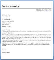 change of career cover letter example cover letters for career change career change cover letter sample