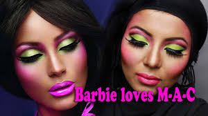 2592x1456 barbie loves mac makeup tutorial by yasmine alom 8 res 2560x1440