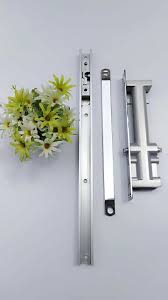 china supplier hydraulic concealed automatic sliding glass door closer