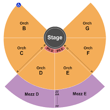 Jorgensen Theater Seating Chart Buy Neil Berg Tickets Front Row Seats