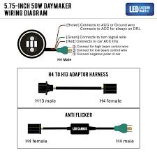 3 prong headlight wiring diagram wig wag wiring diagram wiring H13 Headlight Wiring Diagram prong headlight wiring diagram image wiring h6054 headlight wiring diagram h6054 wiring diagrams on 3 prong xentec h13 headlight bulbs wiring diagram