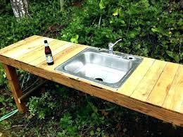 outdoor sink faucet outdoor sink faucet outdoor sink ideas medium size of kitchen outdoor faucet outdoor outdoor sink