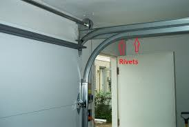garage door tracksConverting from Double Low Headroom Tracks to High Lift  Dans