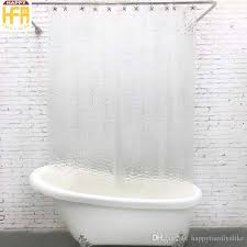 shower curtain shower environmentally friendly. 2018 180*180cm Shower Curtains Bath Curtain Creative 3d Water Cube Translucent Bathroom Waterproof Eco Friendly From Environmentally R