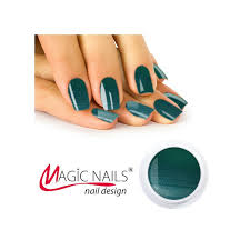 Uv Gel Classic Summer Green Metallic 5 Ml