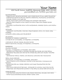 Bad Resume Awesome 616 Bad Resume Samples