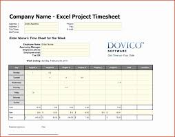 Employee Timesheet Template 24 Employee Timesheet Template Excel Spreadsheet ExcelTemplates 5