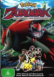 Pokemon Movie 13 Zoroark: Mayajaal ka Ustaad Hindi Dubbed Download