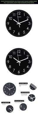 digital office wall clocks digital. Digital Office Wall Clocks. Sonyo Indoor Outdoor Non Ticking Silent Quartz Modern Simple Clock Clocks T